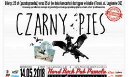 Wirtuozerska formacja Czarny Pies wystapi w Hard Rock Pubie Pamela