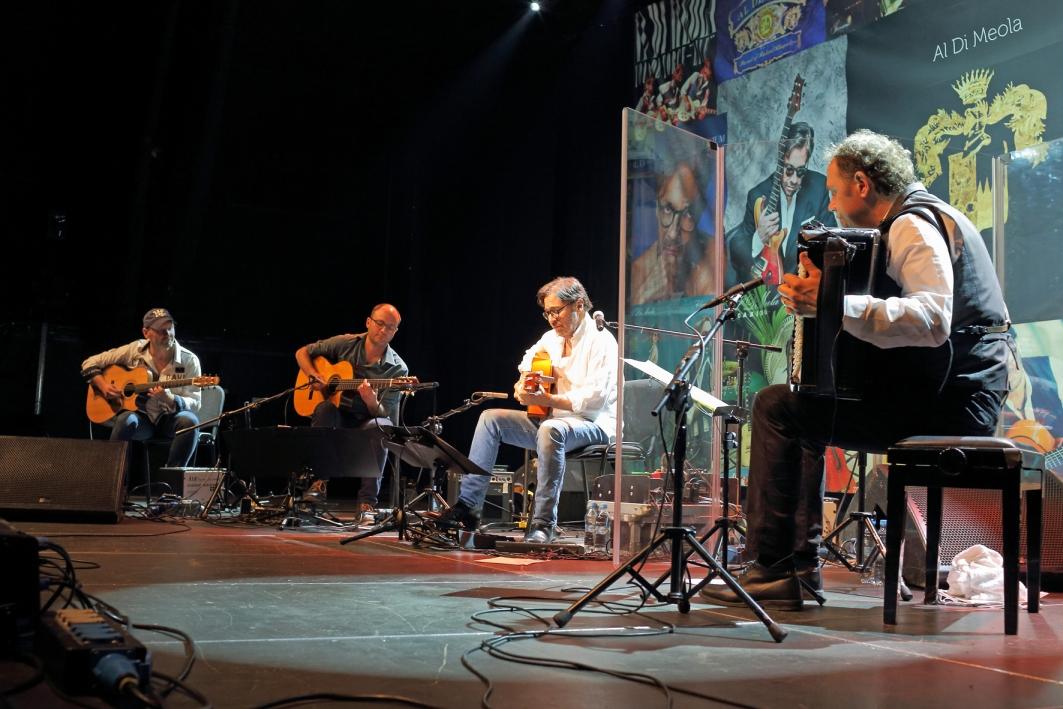 Al Di Meola – galeria zdjęć z koncertu
