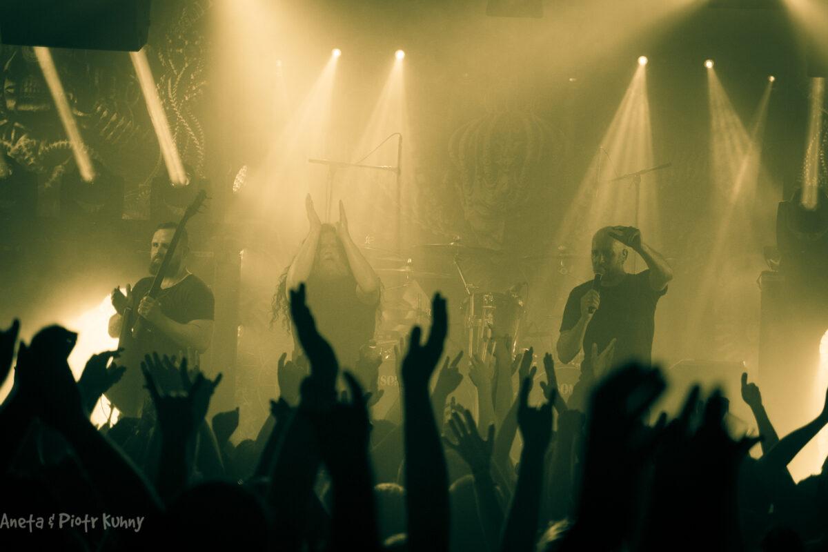 Meshuggah i Decapitated zagrały w krakowskim Kwadracie