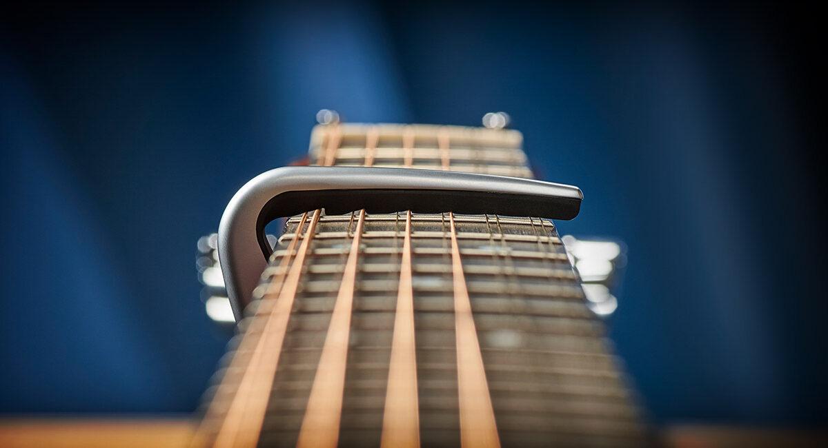 Nowe kapodastry G7th dla gitar dwunastostrunowych
