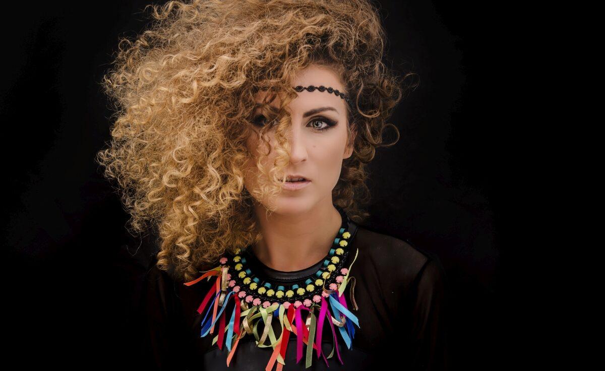 Joanna Kozak – wokalistka zespołu Farba