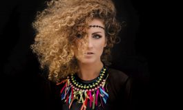 Joanna Kozak - wokalistka zespołu Farba