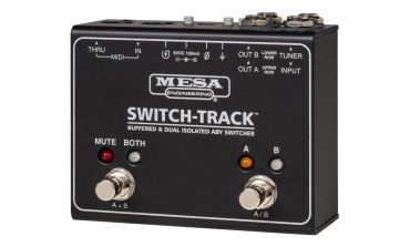Mesa Engeenering Switch-Track