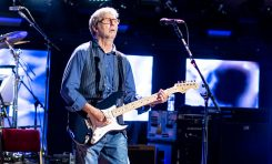 Slowhand – skąd wziął się pseudonim Erica Claptona?