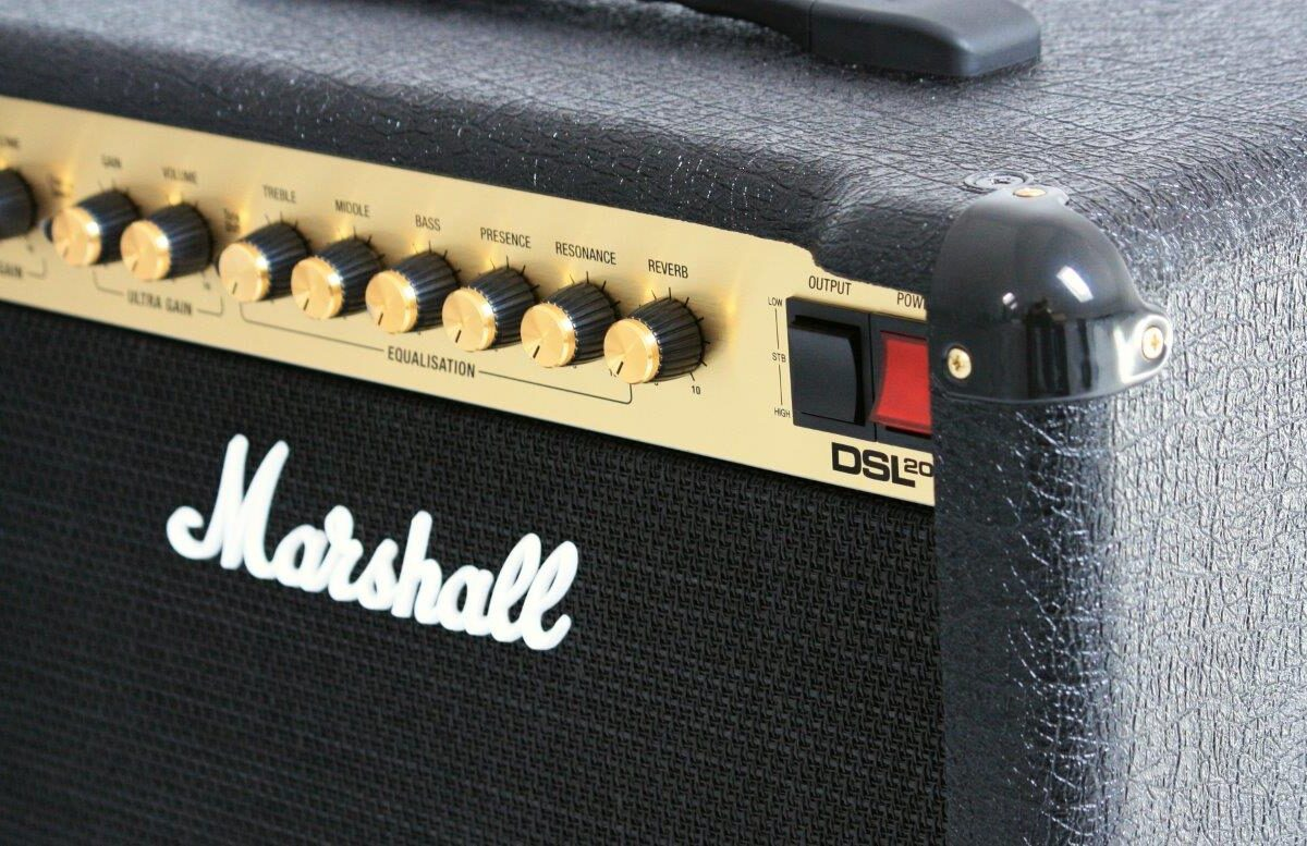 Marshall DSL 20 C – test i brzmienie (wideo)