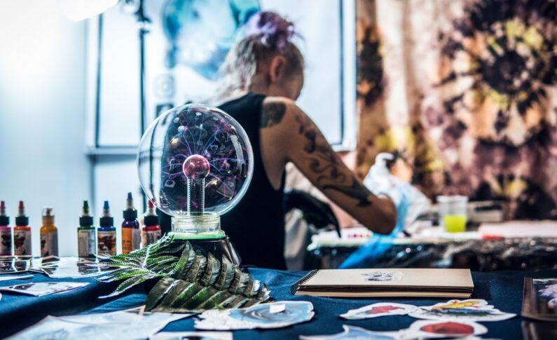 Wakacyjny przystanek Tattoo Konwent