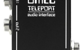 Interfejs audio Orange OMEC Teleport wkrótce w Arcade Audio