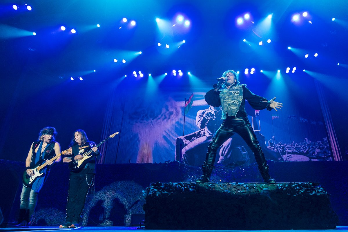 Iron Maiden – Legacy Of The Beast w Krakowie