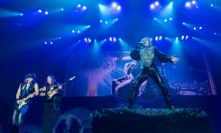 Iron Maiden - Legacy Of The Beast w Krakowie