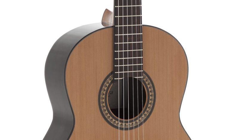 Hiszpańska gitara klasyczna Admira A4