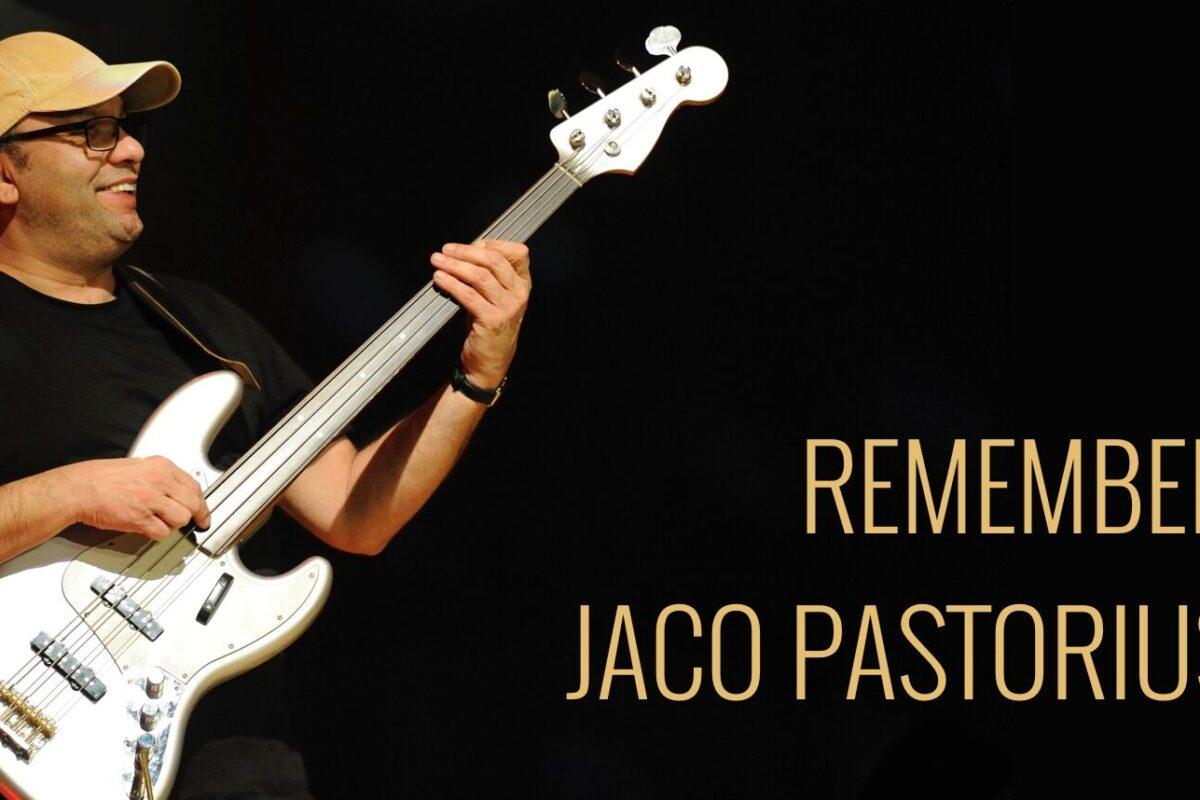 Bireli Lagrene z projektem Remember Jaco Pastorius
