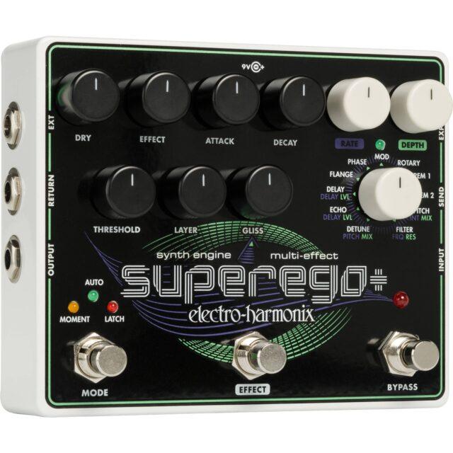 EHX Superego+