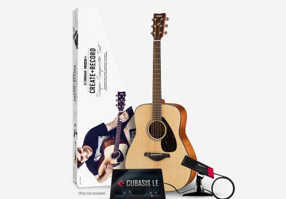 Yamaha Singer-Songwriter Set