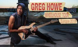 Greg Howe na koncertach w Polsce