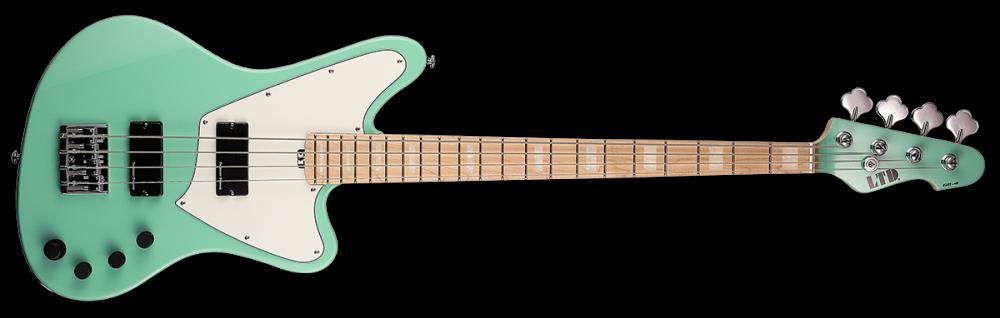 LTD GB-4 Seafoam Green / GB-4 Black