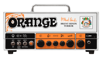 Orange Brent Hinds Terror i PPC212V