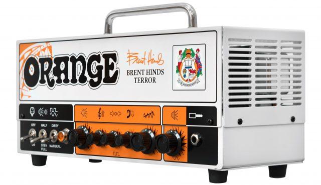 Orange Brent Hinds
