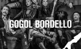 Gogol Bordello dołącza do line-upu Cieszanów Rock Festiwalu 2018