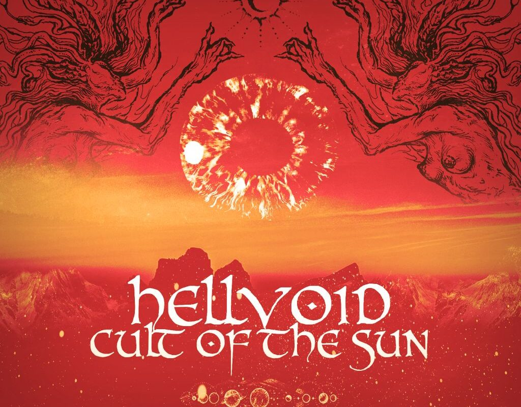 "Hellvoid publikuje klip do ""Cult Of The Sun"""