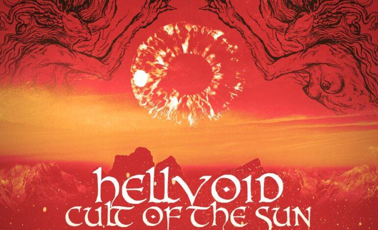 """Cult Of The Sun"" - premiera nowego singla Hellvoid"