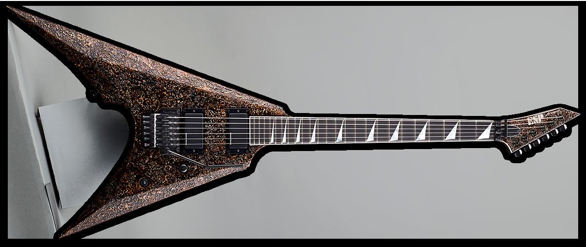 ESP Arrow Rusty Iron