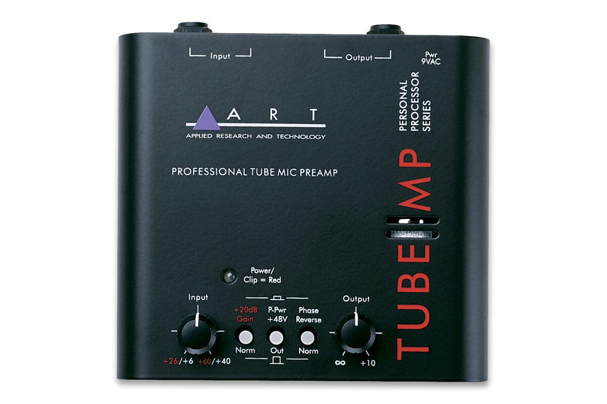 ART Tube MP – lampowy preamp mikrofonowo-instrumentalny