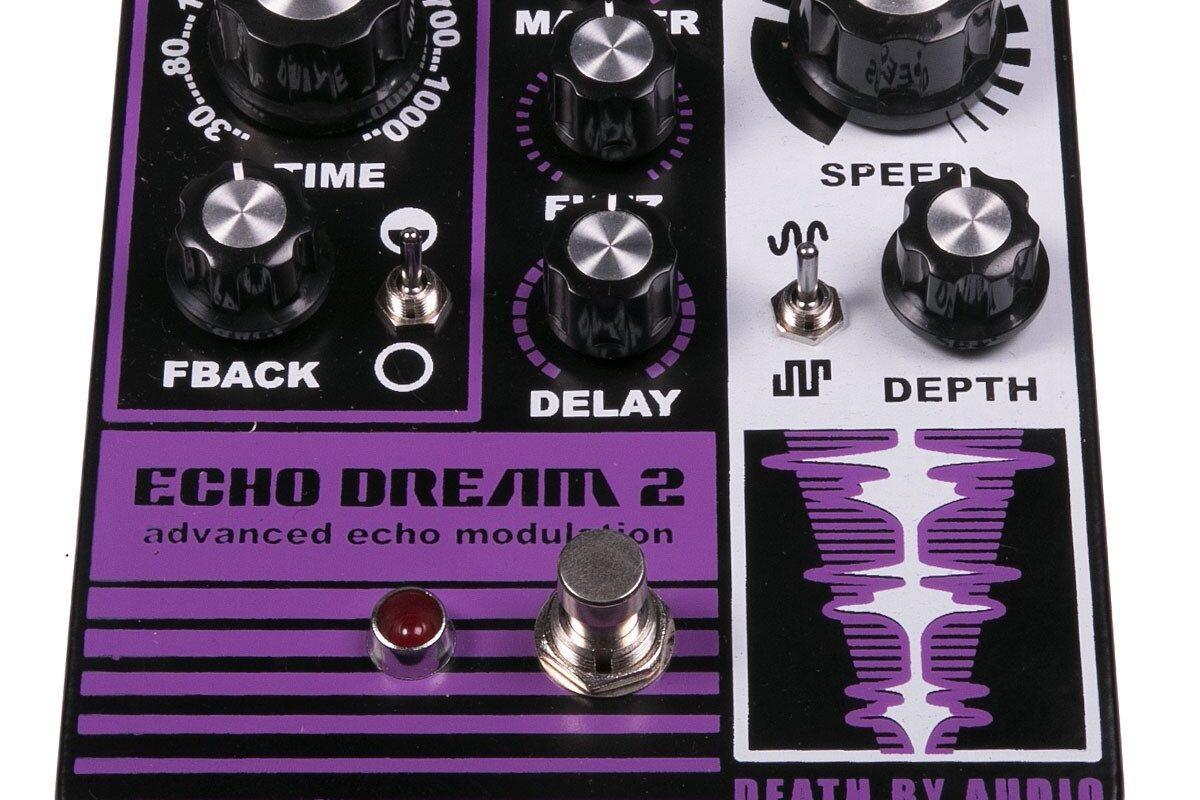 Death By Audio Echo Dream 2 – test