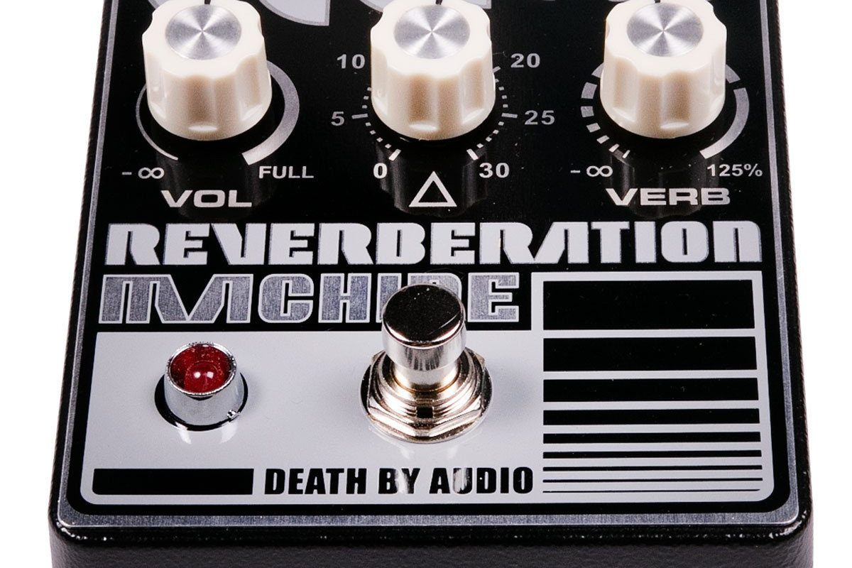 Death By Audio Revarberation – test
