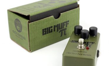 Electro-Harmonix Big Muff Pi Green Russian - test