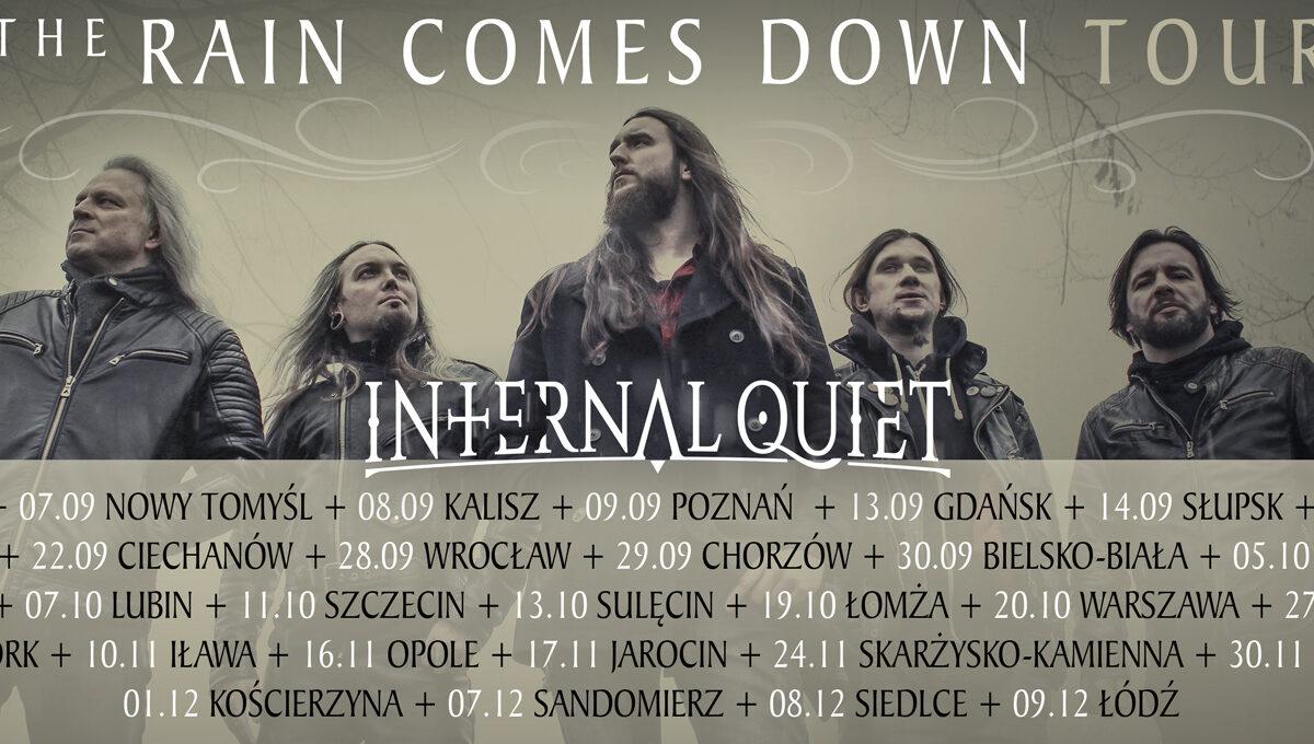 Ogólnopolska trasa koncertowa Internal Quiet