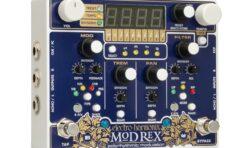 Electro-Harmonix prezentuje Mod Rex