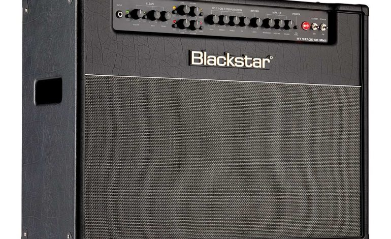 Blackstar HT Stage 60 212 MkII - test