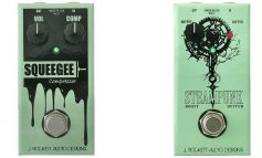 J. Rockett Audio Designs – Efekty z serii Anniversary Collection