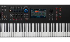 Nowe syntezatory Yamaha MODX