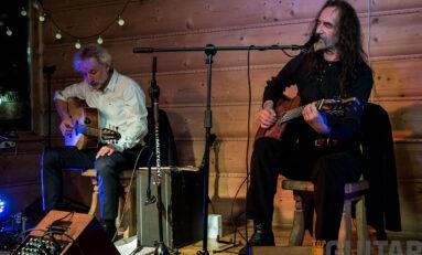 Mirosław Czyżykiewicz & Witold Cisło zagrali podczas Muzycznego Weekendu na tatrzańskiej Głodówce
