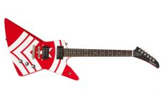 Epiphone Ltd. Ed. Jason Hook M-4 Explorer Outfit