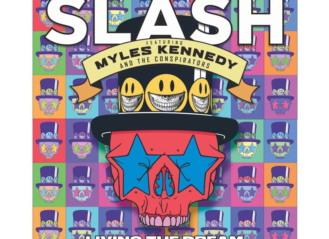 "Slash ft. Myles Kennedy & The Conspirators – ""Living The Dream"" – recenzja (wideo)"