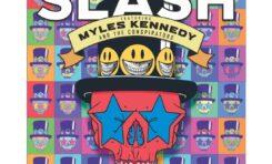 "Slash ft. Myles Kennedy & The Conspirators - ""Living The Dream"" - recenzja (wideo)"