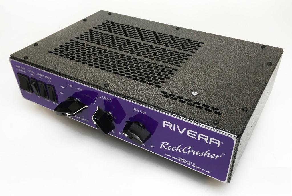 Rivera RockCrusher