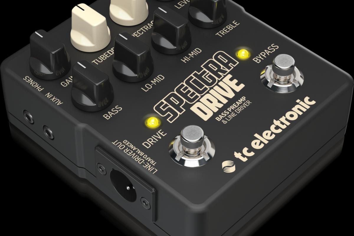 Nowe presety dla TC Electronic SpectraDrive