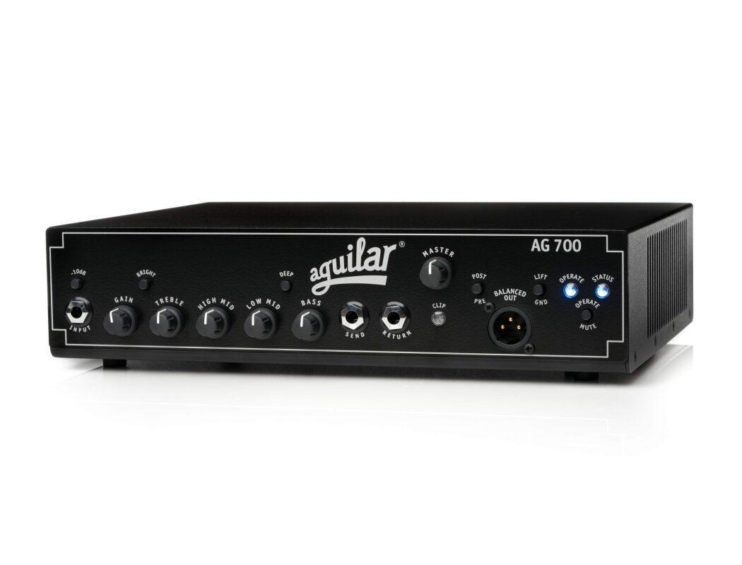 Aguilar AG 700 + SL 410 – test