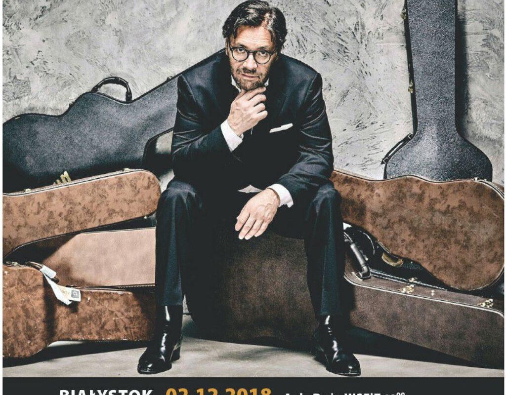 Al Di Meola w Polsce – Opus Tour 2018