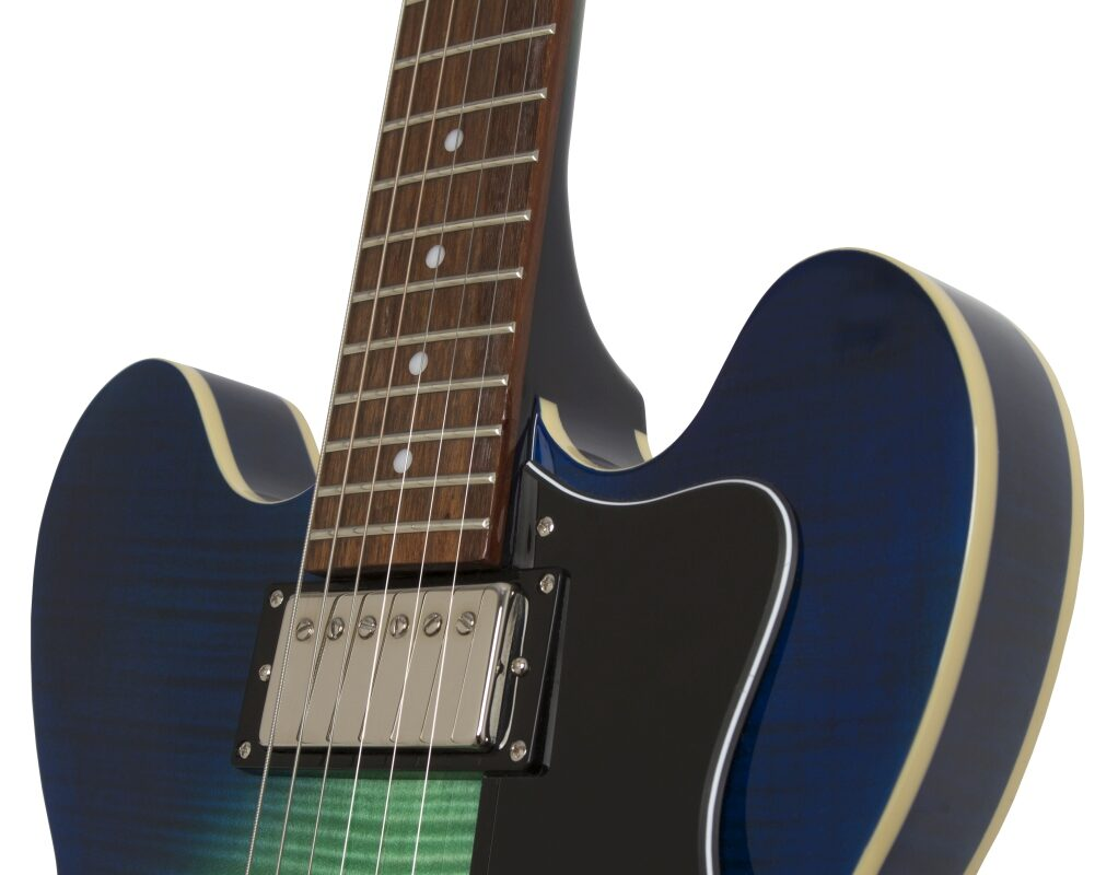 Epiphone Ltd. Ed. Dot Deluxe – test