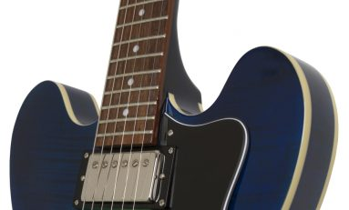 Epiphone Ltd. Ed. Dot Deluxe - test