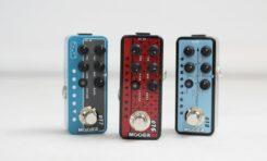Mooer Micro Preamps: Phoenix, Cali MK 4, Custom 100 - test