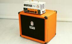 Orange Terror Bass + OBC 112 - test