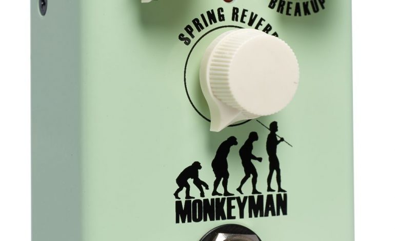 J. Rockett Audio Designs – Monkeyman Tweed OD & Reverb