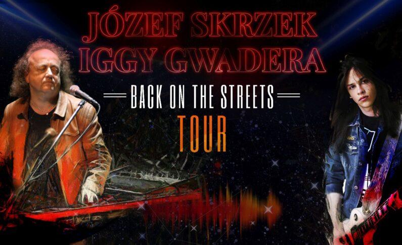 """Józef Skrzek & Iggy Gwadera – """"Back on the Streets"""""""