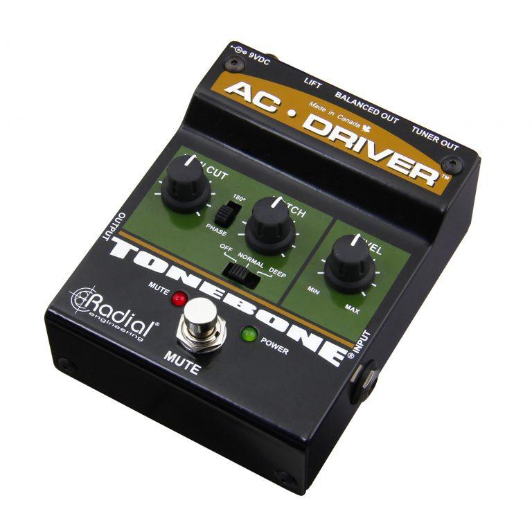 Tonebone AC Driver – Preamp Akustyczny i D.I. Box