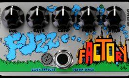 ZVEX Fuzz Factory Vexter - test